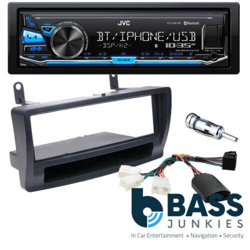 Innenausstattung Toyota Corolla E12 JVC Bluetooth Mechless USB AUX ...