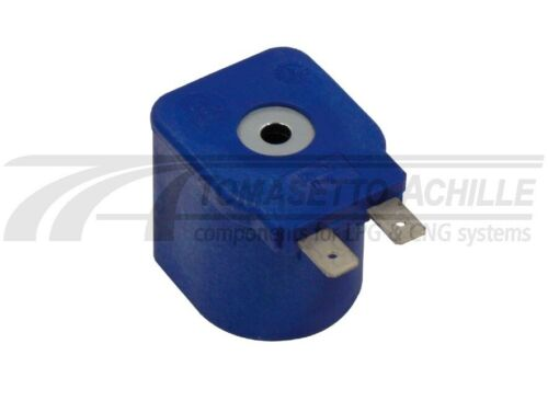 ORIGINALE Tomasetto solenoide multi valvola 30 ° 8mm 12v MVAT 3752 GPL GPL GPL