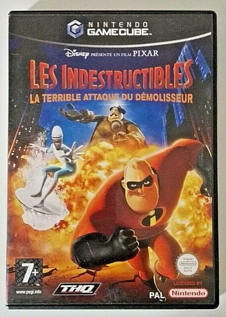 Les Indestructibles La Terrible Attaque Du Démolisseur - Nintendo GameCube - PAL