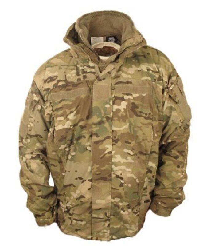 Us Army multicam ocp Gen III level 3+5 Pinewood u Softshell chaqueta Sr