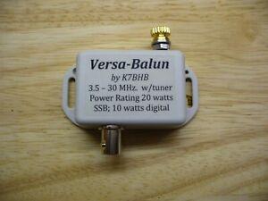 QRP Versa-Tenna KX Antenna (Balun Only)