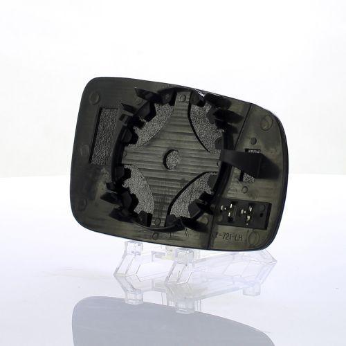 Vetro SPECCHIO SPECCHIETTI SINISTRA asphärisch riscaldabile per VW//SEAT//SKODA
