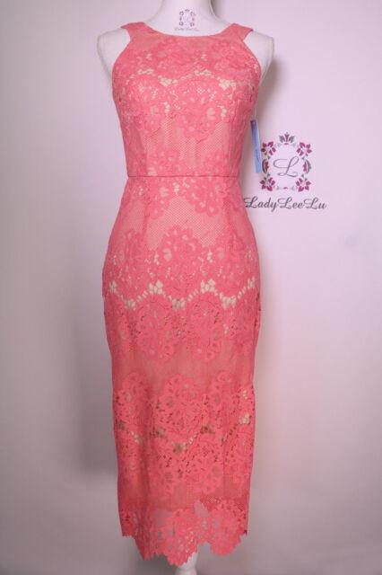 Antonio Melani Olympia Lace Sleeveless Sheath Dress Size 0 Regular 2