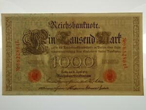 Germany-1910-One-Thousand-Mark-Banknote-in-Uncirculated-Condition