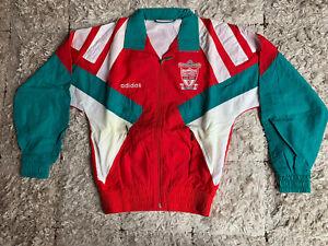 Retro Adidas Liverpool FC Tracksuit - Men's