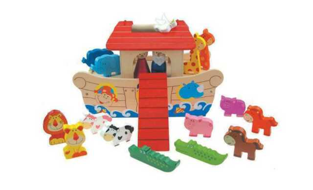 Kaper Kidz - Noah's Ark Playset