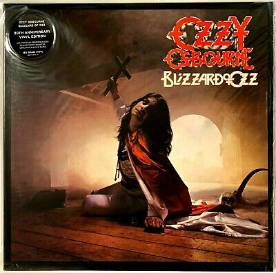 Ozzy Osbourne - Blizzard Of Ozz Current Pressing LP Vinyl Record Album  Sealed  eBay