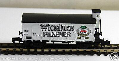 """N Scale Toys & Hobbies ph 1406 Competent Arnold Spur N Bierwagen """"wicküler Pilsener"""""""