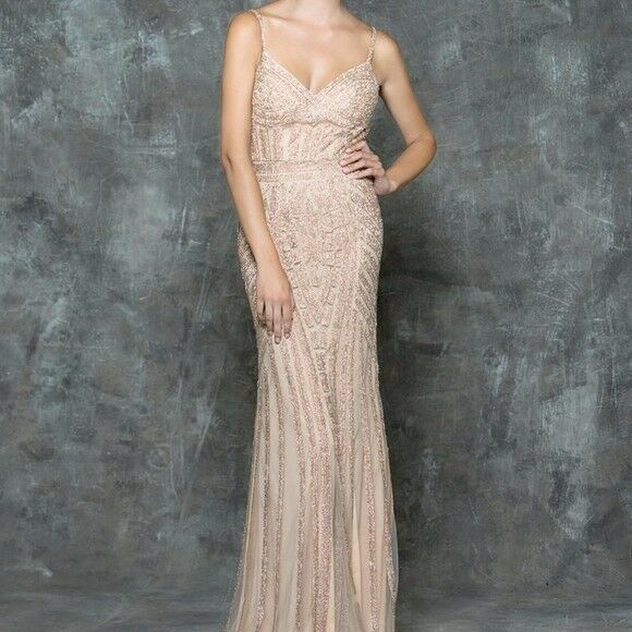 Glow G664 Evening Gown/ Pageant Dress/ Prom Dress