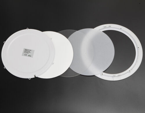 Ceiling Panel Light Dimmable Flat Downlight Recessed LED Fixture Ultra-thin Lamp