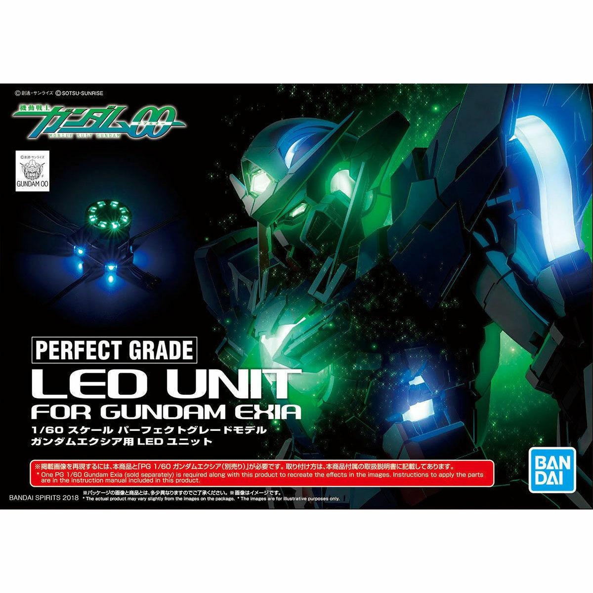 Beai Pg 1 60 Led Unità per Gundam Exia Platic Kit modellolo Nuovo da Giappone