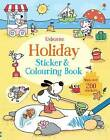 Holiday Sticker and Colouring Book by Jessica Greenwell (Paperback, 2015)
