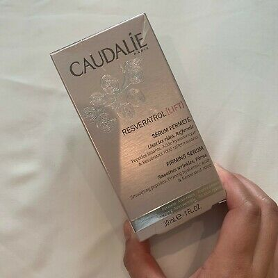 Caudalie Resveratrol Lift Firming Serum Skincare Serum 1 Fl Oz New In Box 3522930001881 Ebay
