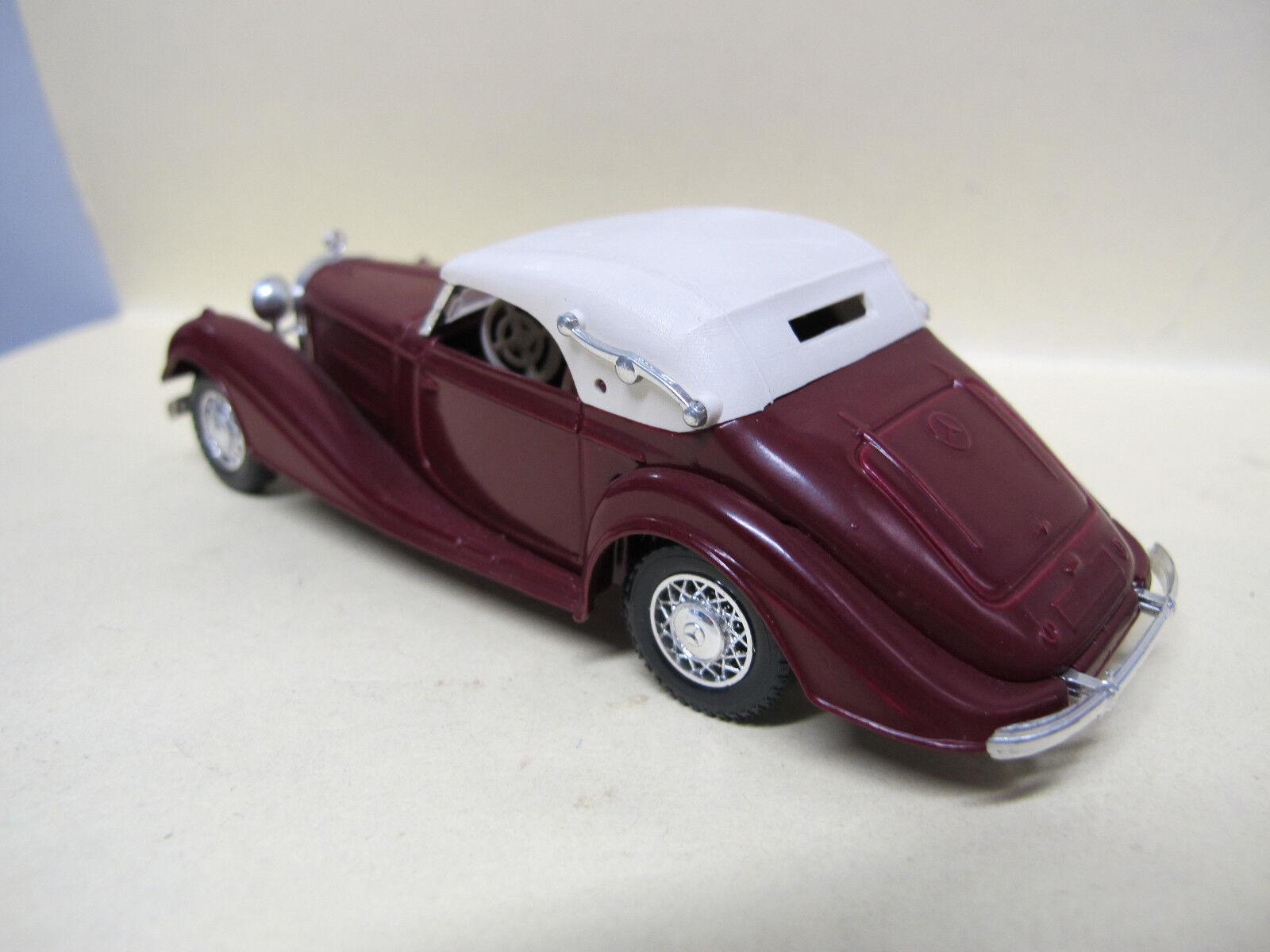 Solido 1 43 mercedes 540k 1939 1939 1939 tipo. - nº 67 artículo de colección 70er J. Top c34124