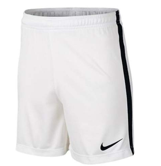 girls white nike shorts
