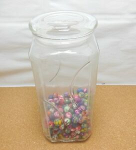 1X-Wedding-Event-Lolly-Candy-Buffet-Apothecary-Jar-22cm-High