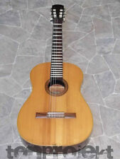 tolle vintage HÖFNER 493 Klassik Konzert Gitarre 4/4 GITARRE guitar Germany 1966