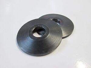 2 Bench Grinder Arbor Washer Flange Collar 2 1 4od 5 8