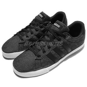 pretty nice ccfd0 b2352 Image is loading adidas-Neo-Label-SE-Daily-Vulc-Black-White-