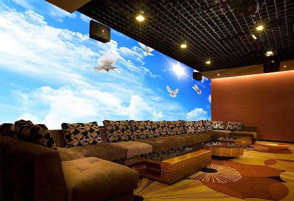 Days Fly High As A bird 3D Full Wall Mural Photo Wallpaper Print Home Kids Decor