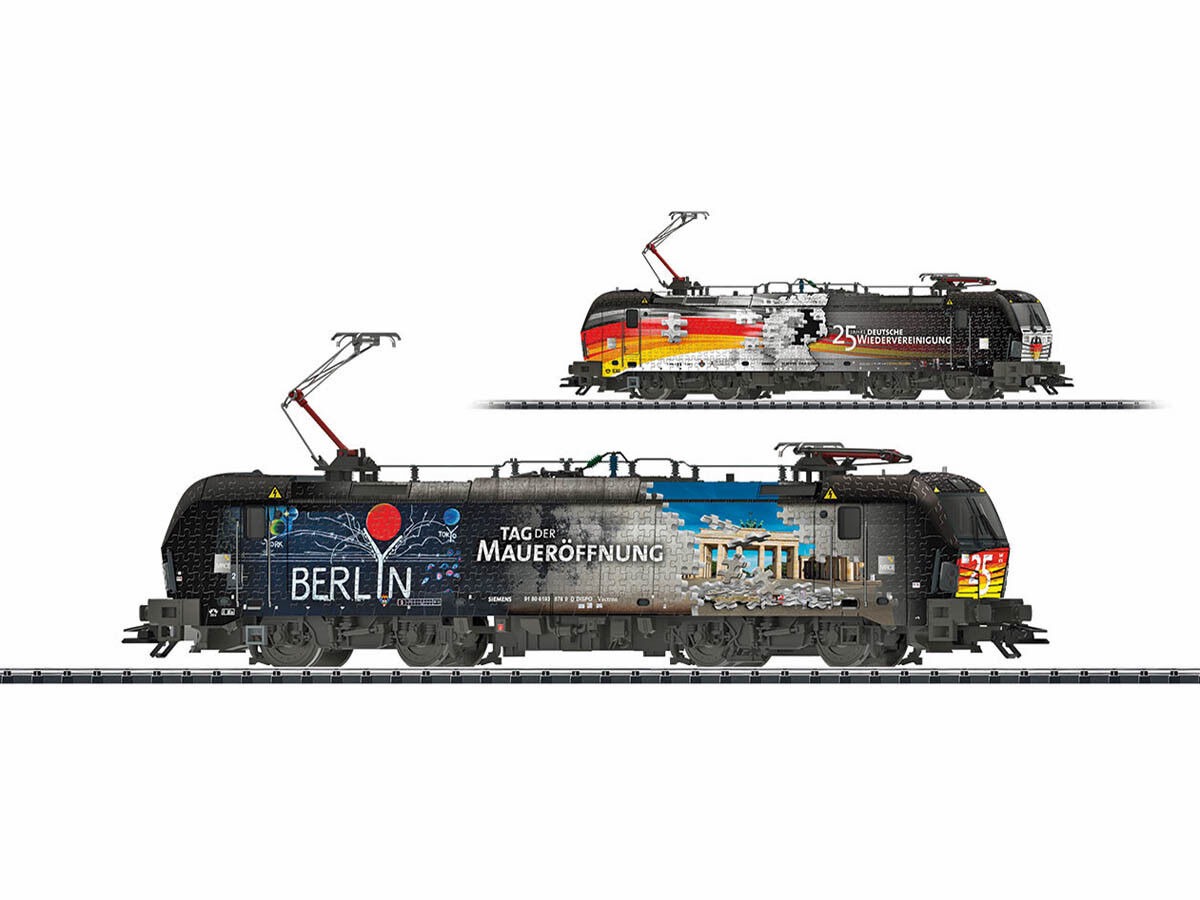 Trix T22094 Elektrolok BR 193 Mitsui Rail Digital suono H0