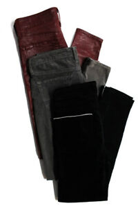 AG-Adriano-Goldschmied-Womens-Skinny-High-Waist-Colored-Jeans-25-26-27-Lot-3