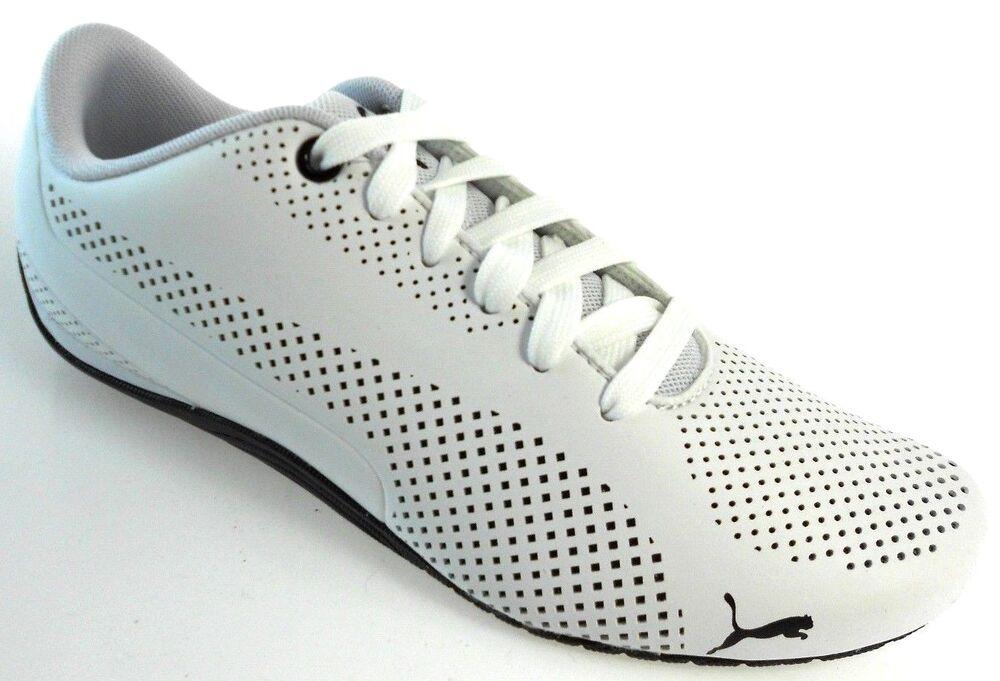 PUMA CAT 5 ULTRA homme blanc/noir chaussures 36228803