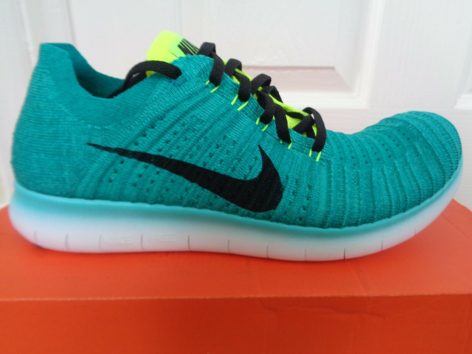Nike Free RN flyknit 303 homme trainers trainers trainers Baskets 831069 303 flyknit 0645c1