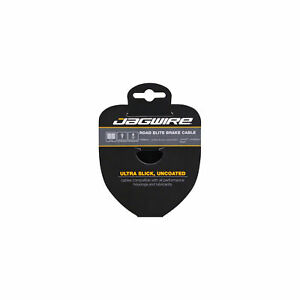 Jagwire Elite Ultra-Slick Stainless Brake Cable 1.5x1700mm SRAM//Shimano Road