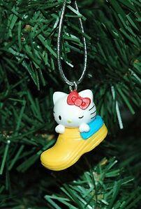 Hello Kitty Fashionable Shoe Christmas Ornament # 11
