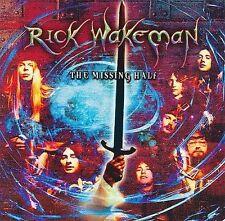 CD-Rick Wakeman-Missing Half , Nov-2003, Voiceprint)
