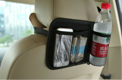 Car Seat Back Organizer Collector Storage Pocket Holder Bag