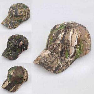 Fishing Visor Camouflage  Military Tactics Army Sun Hat Men Baseball Cap Camo