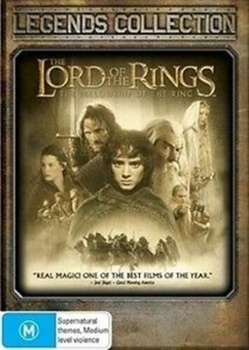 1 of 1 - LORD OF THE RINGS, THE Fellowship Of The Ring 2DVD NEW