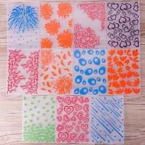 Embossing Folders Diy Scrapbooking Paper Craft Making Decoration