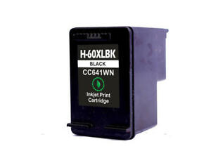 1PK-NON-OEM-INK-FOR-HP-60XL-CC641WN-BLACK-DeskJet-F4235-F4240-F4250-F4272-F4273
