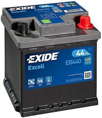 Batteria auto EXIDE EB440 CUBETTO 12V 44AH 400EN