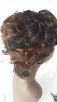 York York Collection Chic Short Style Wigs Tight Ringlets Or Small Curls