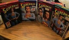 The Adventures of Superman - The Complete series DVD season 1 2 3 4 5 6 LIKE NEW