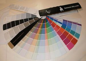 2011 Sherwin Williams S Professional Color Fan Deck Big
