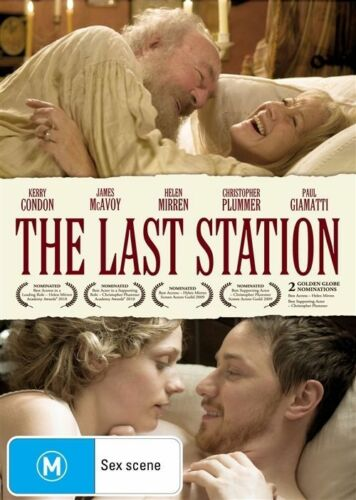 1 of 1 - The Last Station (DVD, 2010)