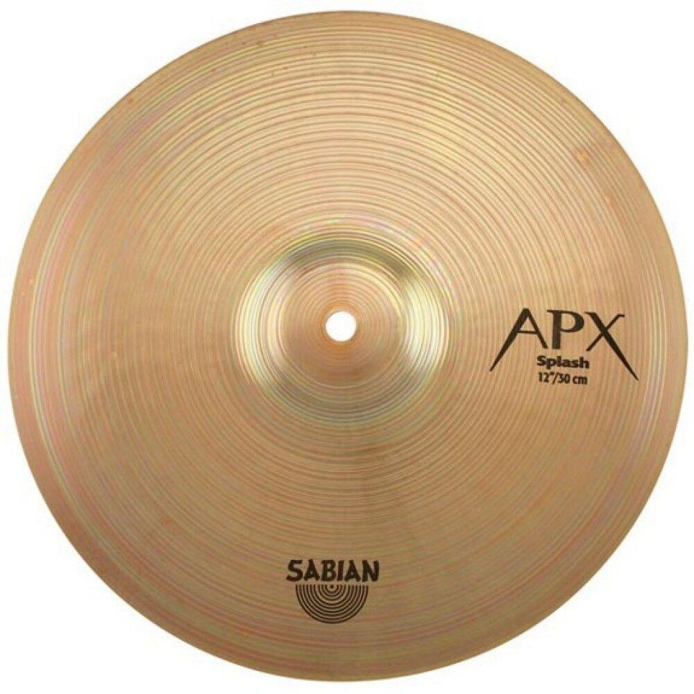 SABIAN AP1205 12  SPLASH APX BRASS CYMBAL-NEW