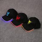 New LED Light Pokemon Go Cap Hat Team Valor Team Instinct Pokemon Cap Hat#