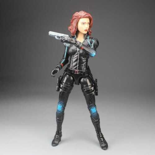 "Marvel Legends The Avengers Iron Man Tony Stark Black Widow 6/"" Action Figure"