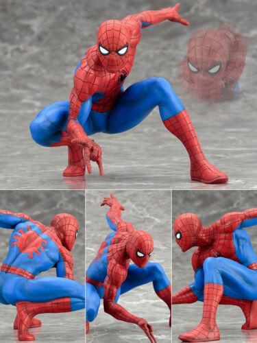 The Amazing Spider-Man Marvel Now Figure PVC Figurine Statue No Box ARTFX