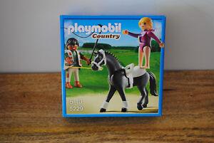 Boite-Playmobil-COUNTRY-NEUVE-theme-cheval-equitation-ref-5229-jamais-ouverte
