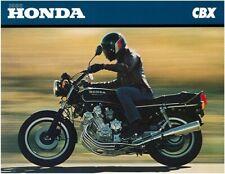 HONDA VFR750R RC30 MOTORCYCLE MOTORBIKE CUTAWAY POSTER BROCHURE ADVERT A3