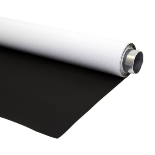 Bessel 2m x 4m Double Sided White /& Black Photographic Backdrop Background Vinyl