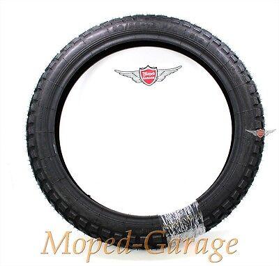 Yamaha DT 50 R Heidenau Enduro Reifen hinten 90/90 x 18 Zoll 3 MN Neu*