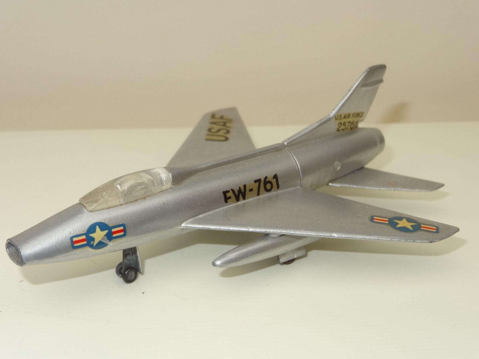 TEKNO USAF SUPER SABRE F-100 - 757